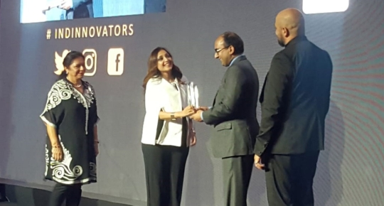 SUC's COEC Won the Innovator in Education Award