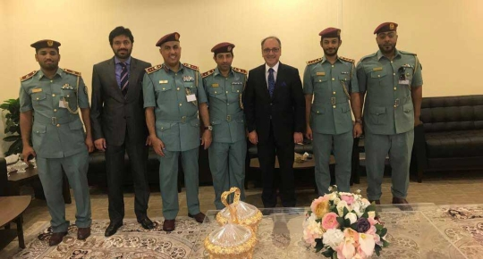 SUC visited the Punishment and Correctional Institution in Sharjah