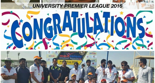 CONGRATULATIONS to Skyline University College Cricket Team