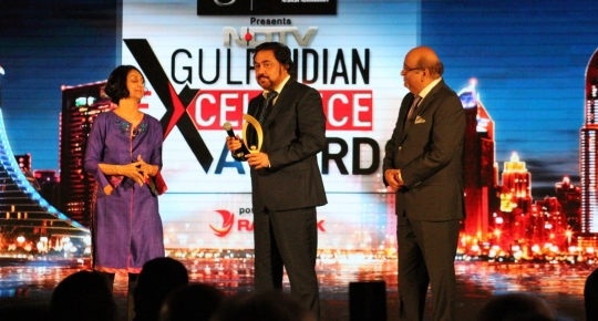 Gulf Indian Excellence Awards 2016