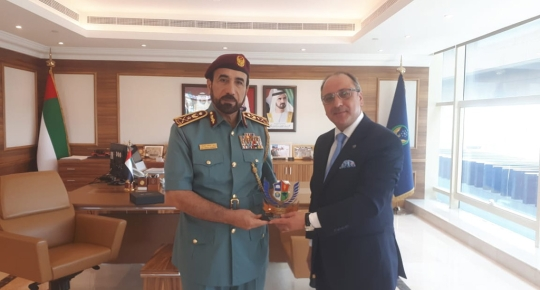 SUC Collaboration with the Ministry of Interior