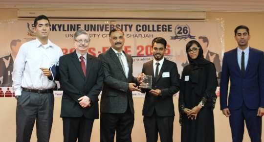 The 16th edition of Cross Fire inter-university debate competition