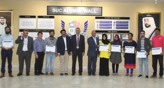 Skyline Conducted IATA Certificate Distribution