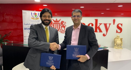 MoU signed with Jacky's Group of Companies