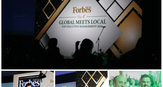 Forbes 4th Global Meets Local - Top Executive Management 2016