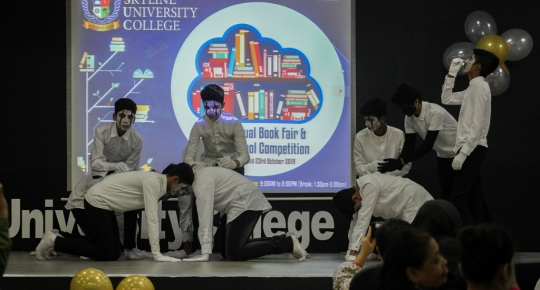 SUC Book Fair and Inter-School Competition