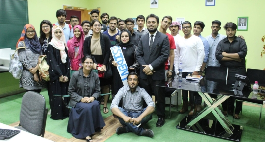 The students participated wholeheartedly in the (SEIC)
