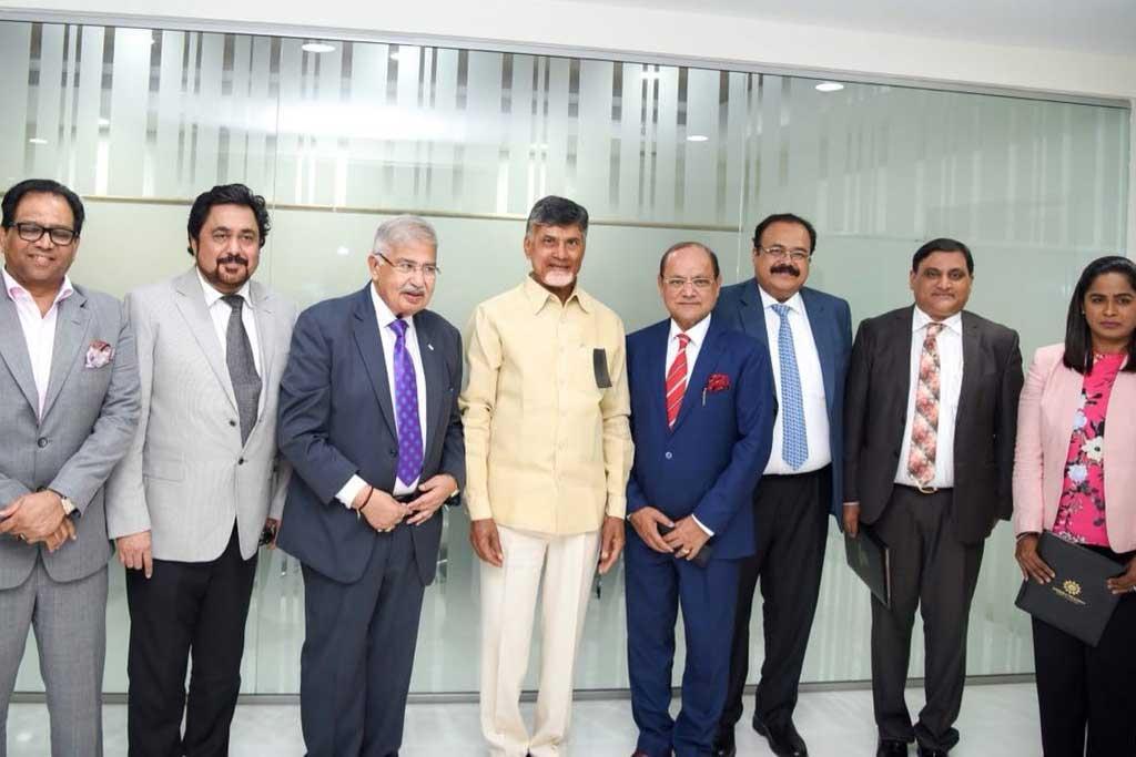 BLF Visit in Andhra Pradesh