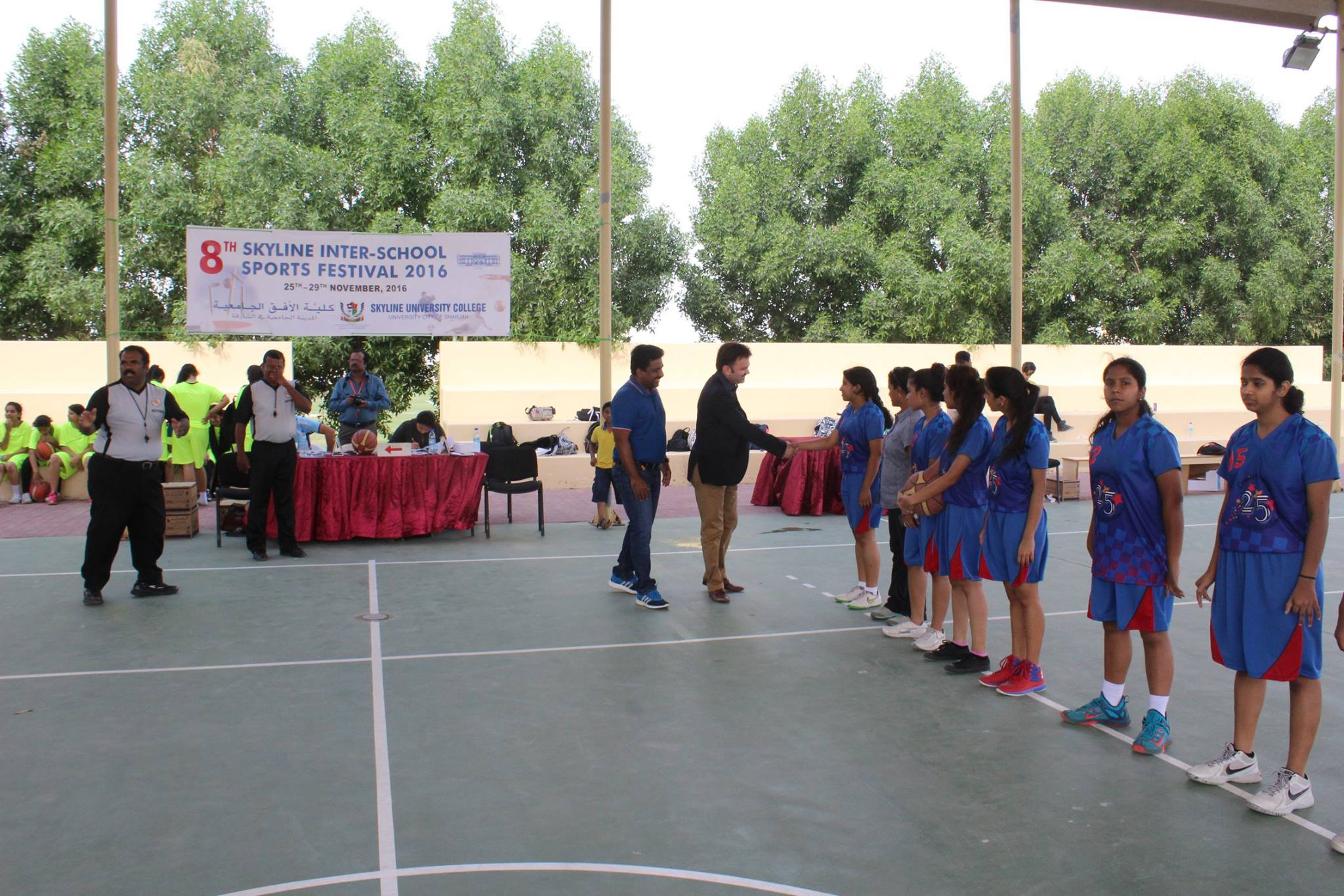 th Skyline Inter-School Sports Festival 2016