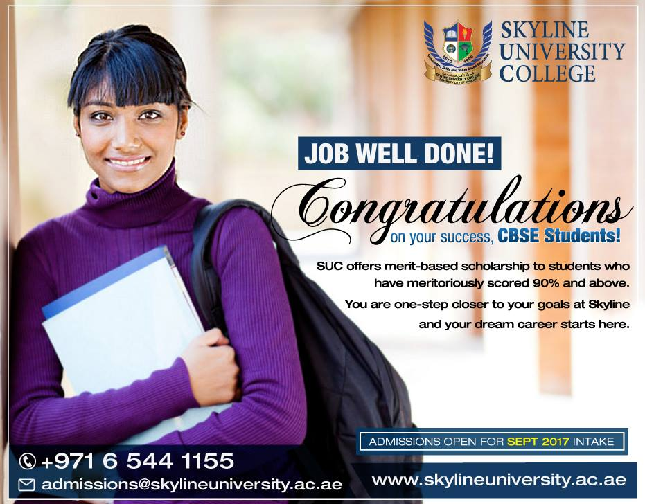 ​Congratulations CBSE students