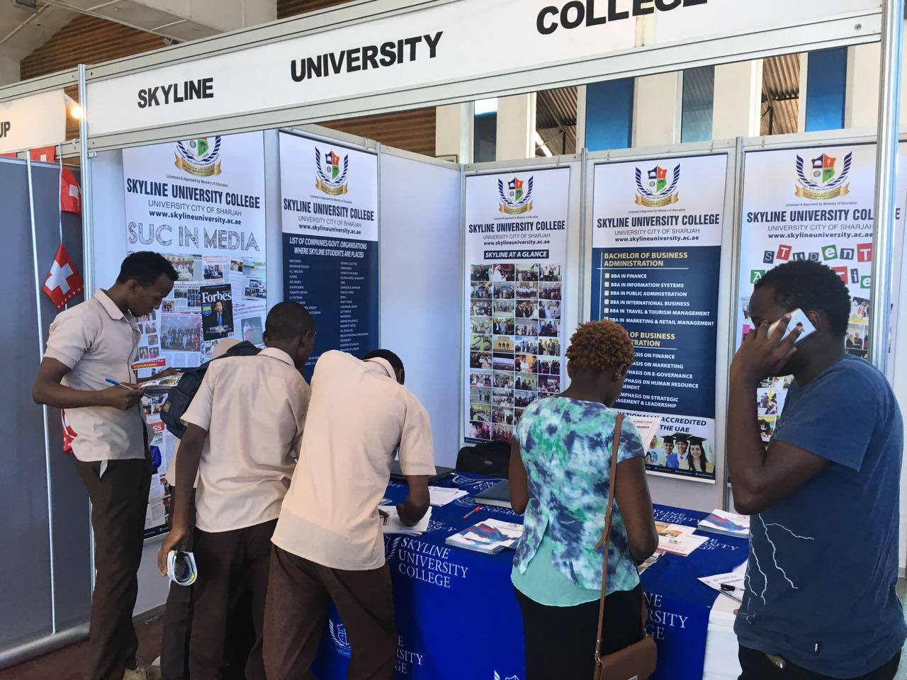 19th Nairobi International Education Fair in Nairobi