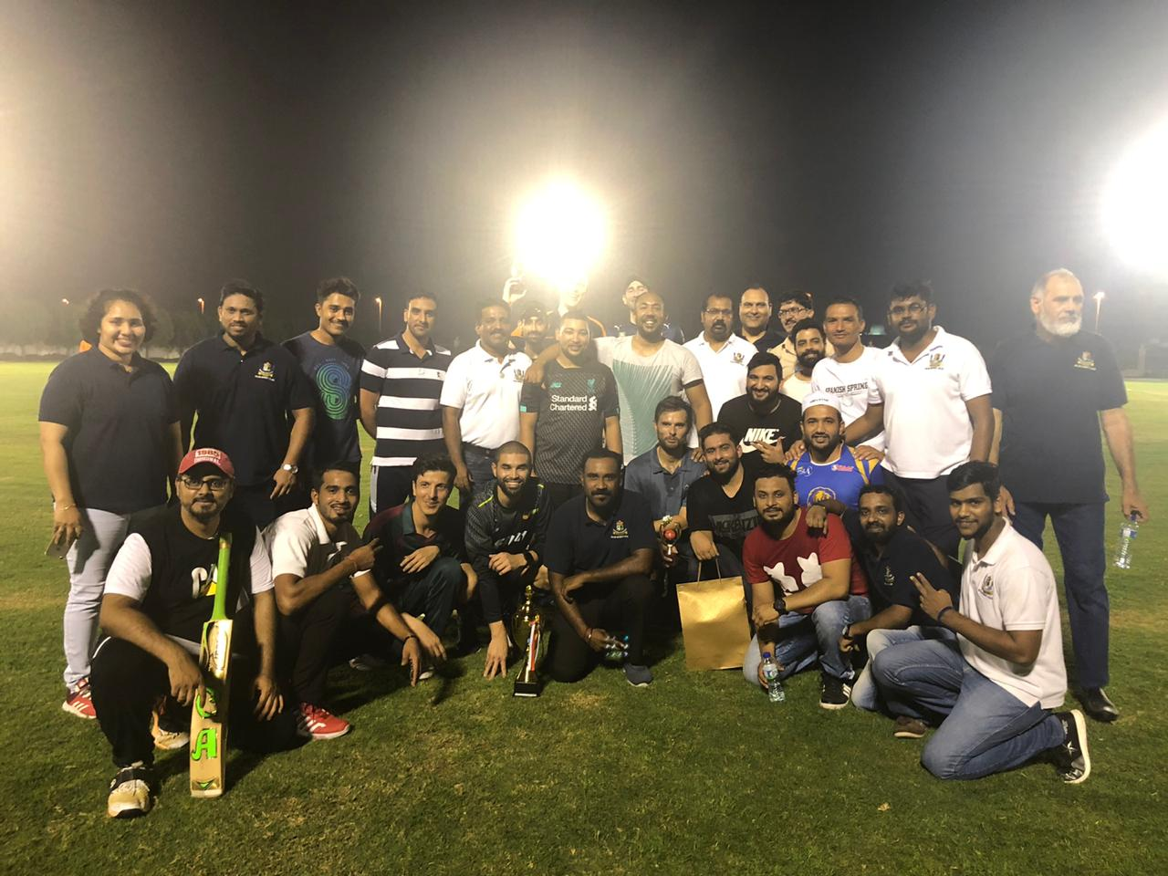 SUC Happy Hour - Cricket Match Oct 2019