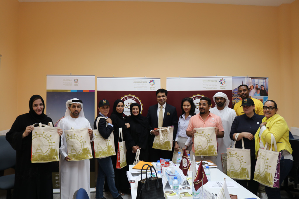 SUC Conducted the SCTDA 6-Day Tour Guide Training Program