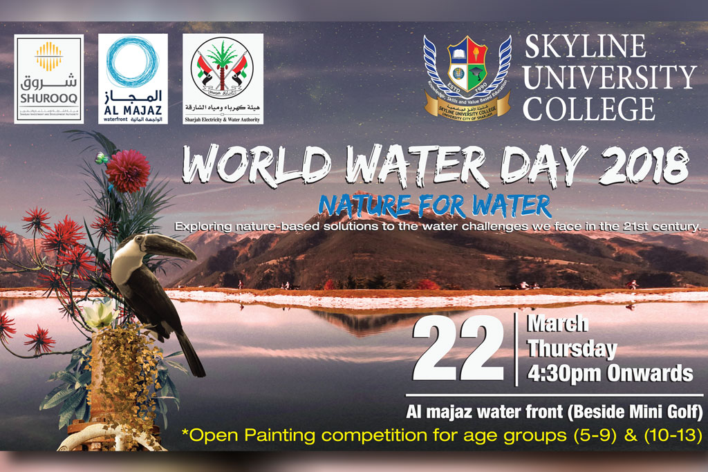Skyline World Water Day 2018