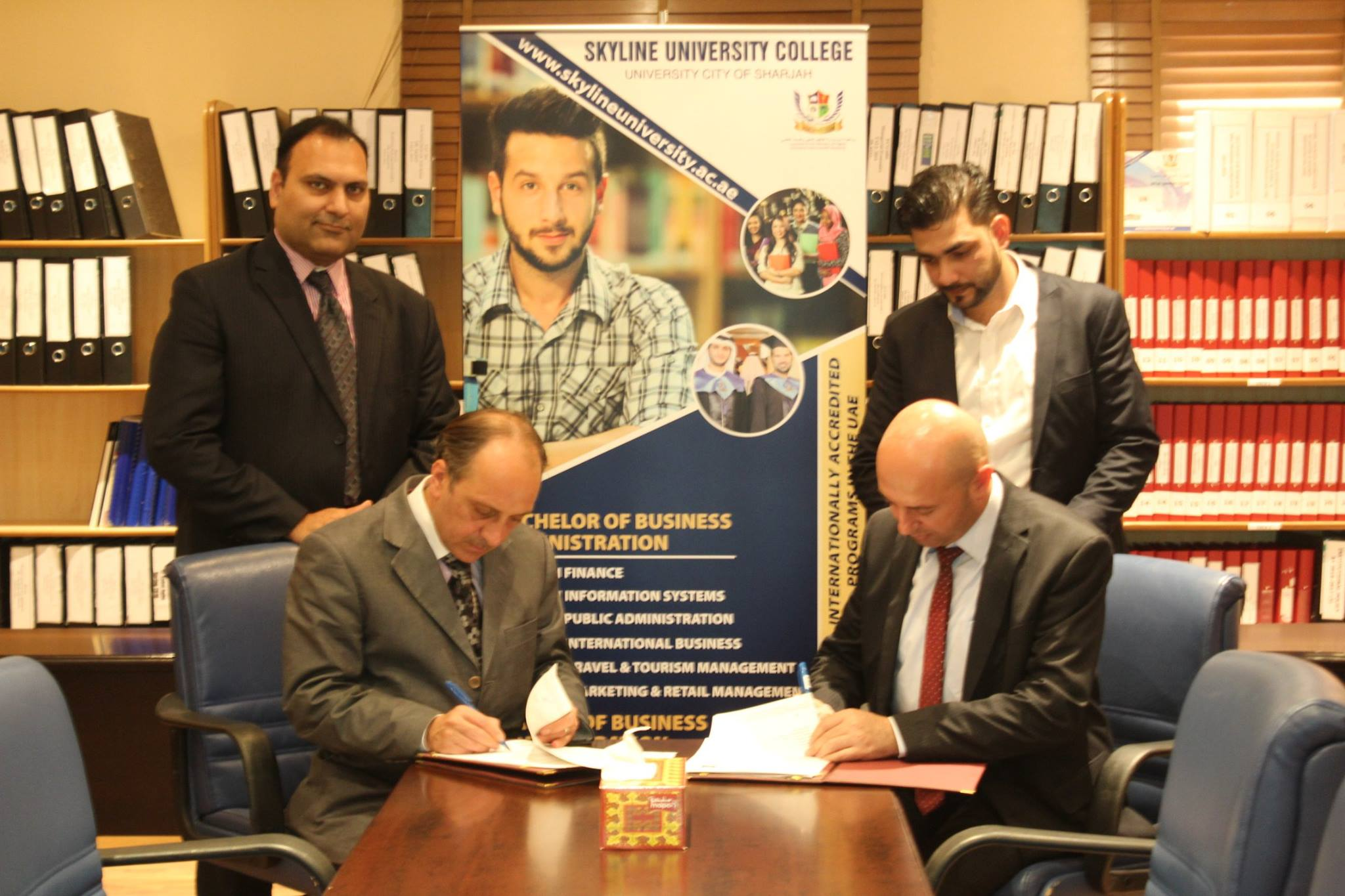 MOU Signed with eDurar
