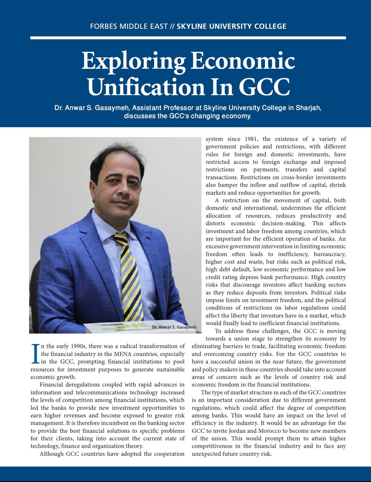 Exploring Ecnomic Unification in GCC