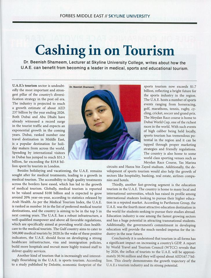 FORBES Middle East April issue