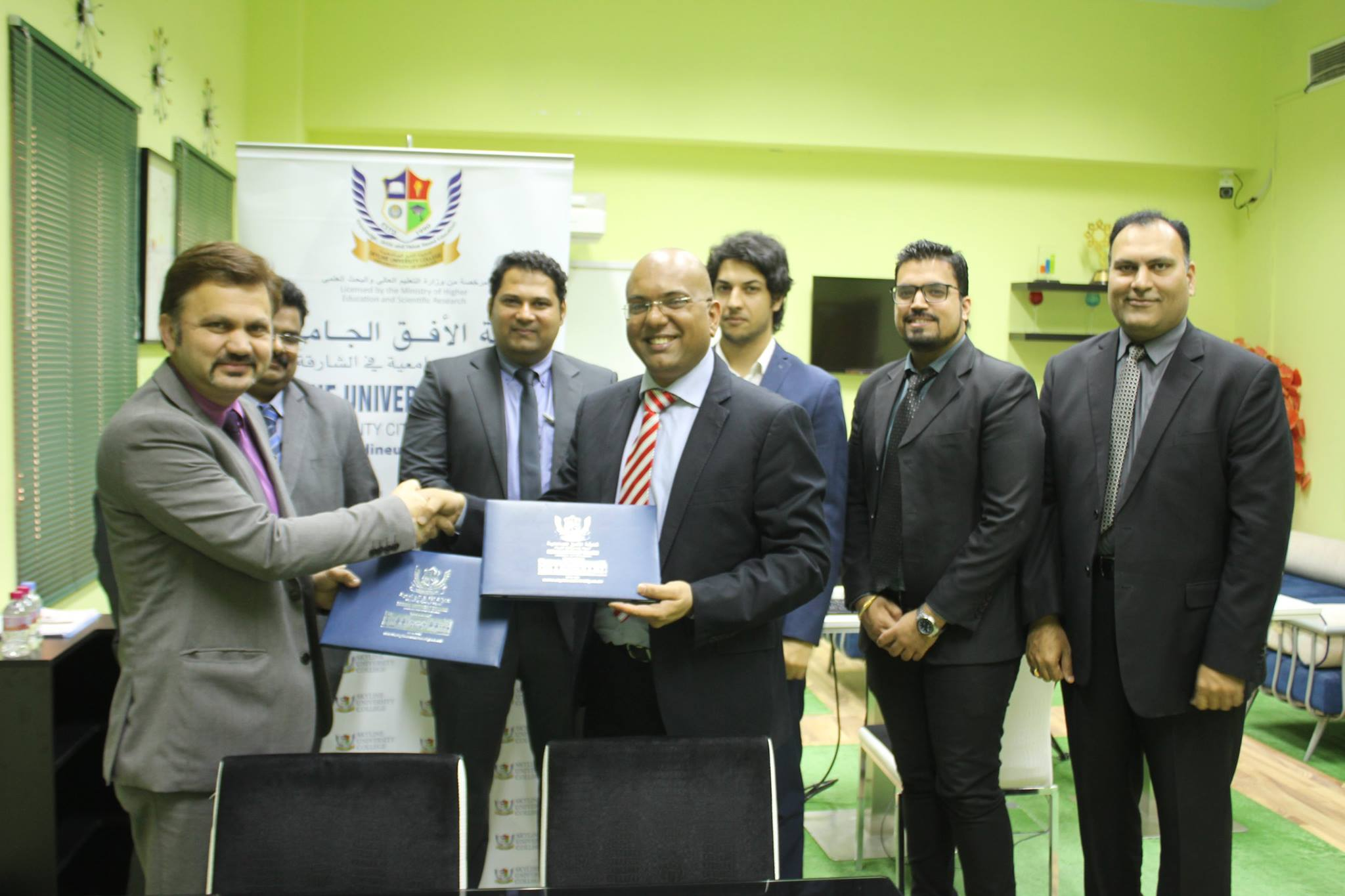 MOU sign with Fetchr