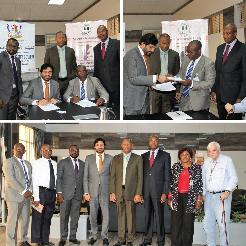 Skyline University College Has Signed An MOU With Baze