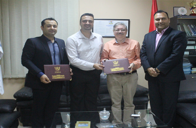 MOU signed with Georgian College Canada